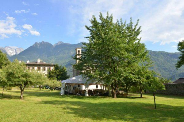 Albergo Piuro – catering per matrimonio